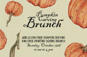Pumpkin Carving Brunch